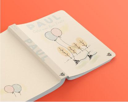 carte cadou personalizata pentru sora