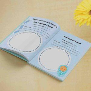 carte personalizata pentru copii - cadou pentru fin, nepotel, bebelus. Cadou pentru gravida