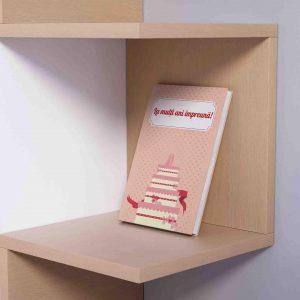 carte personalizata pentru cununie sau aniversarea casniciei - cadou de nunta sau casatorie
