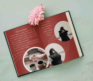 carte personalizata pentru cuplu - cadou pentru aniversarea relatiei