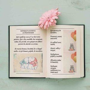 carte personalizata pentru fiica - cadou pentru fata de la parinti, pentru ziua de nastere, 8 martie sau majorat
