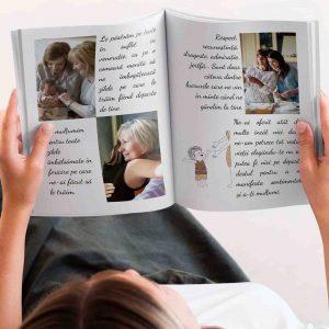 carte personalizata pentru mama - cadou mamei