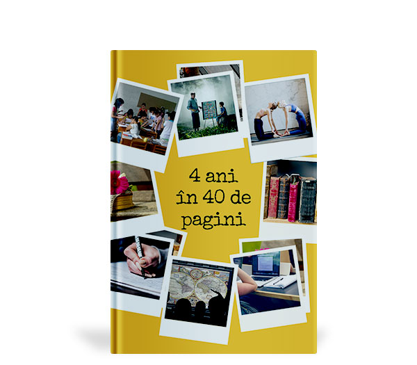 carte personalizata pentru absolvire