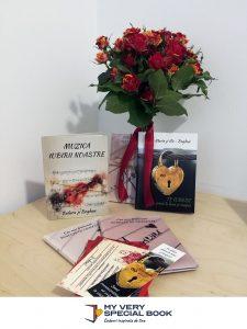 cadou Carti personalizate pentru iubiti