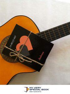 cadou personalizat - carte La multi ani, iubirea mea