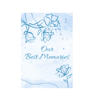 Carte foto Our Best Memories